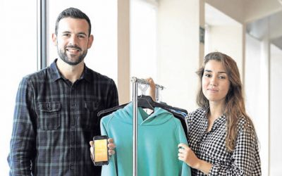 El Ganso se alía con la 'start up' Naiz.fit para potenciar su ecommerce